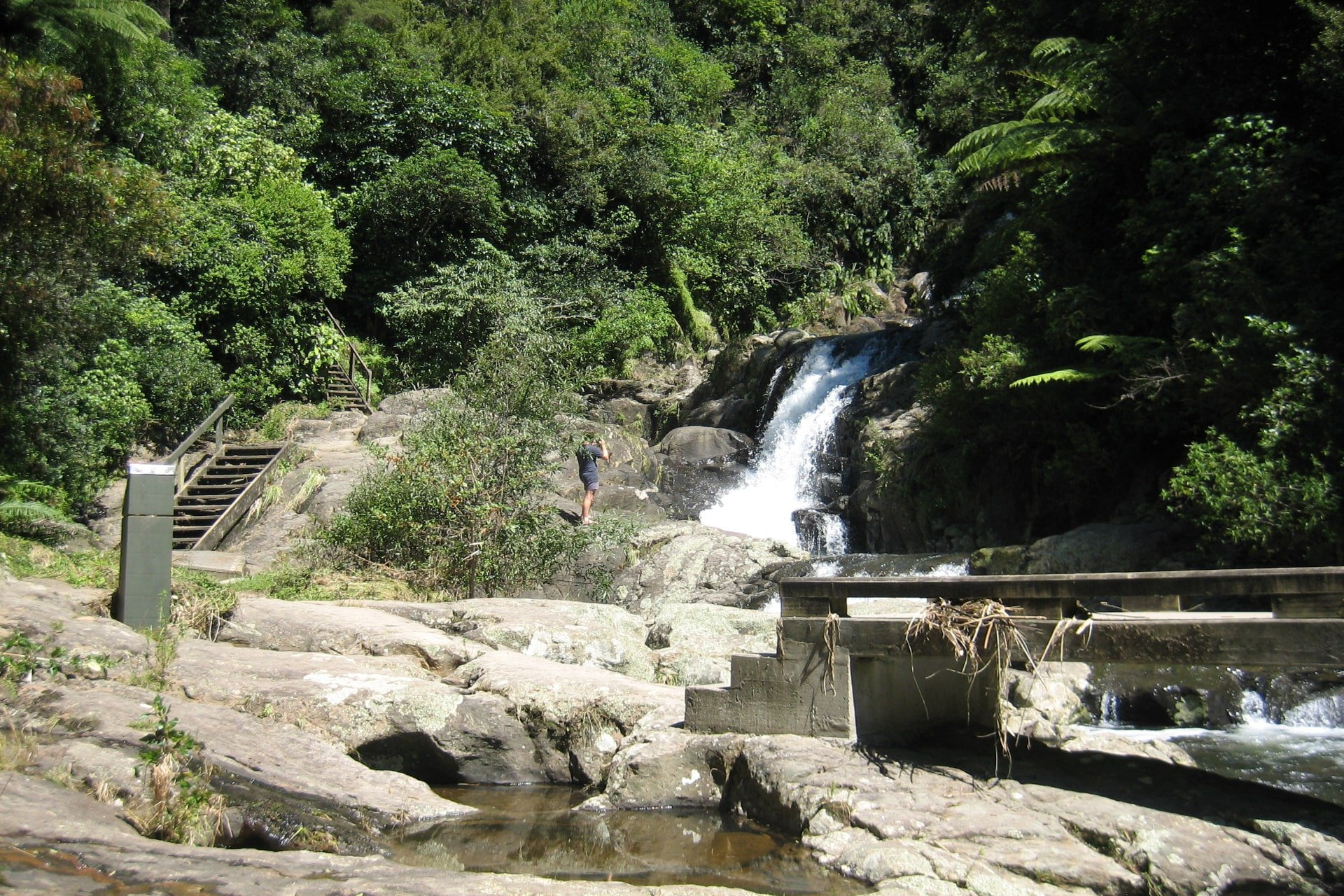 Kaiate Falls Walk and Waterfalls