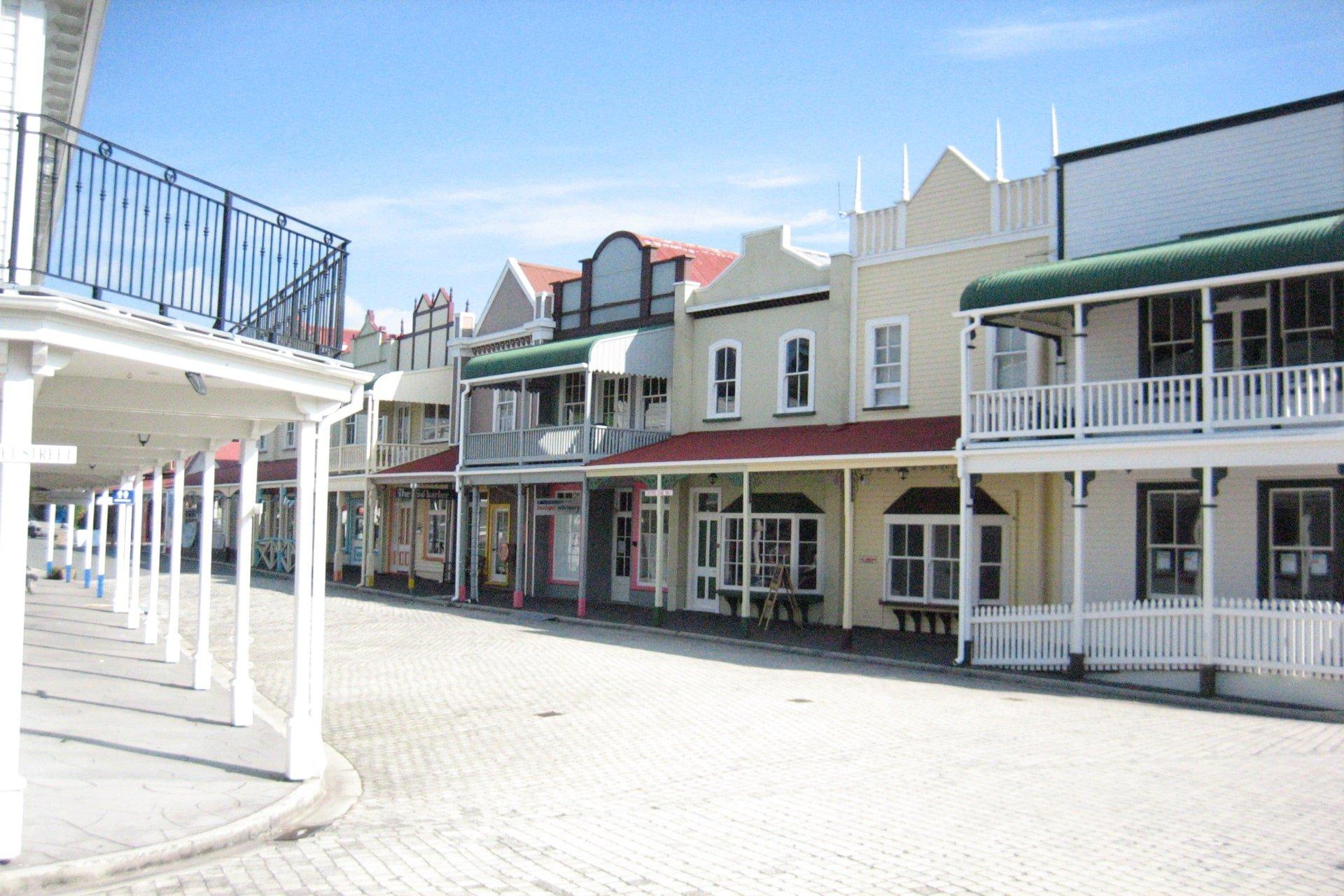 Tauranga Historic Village