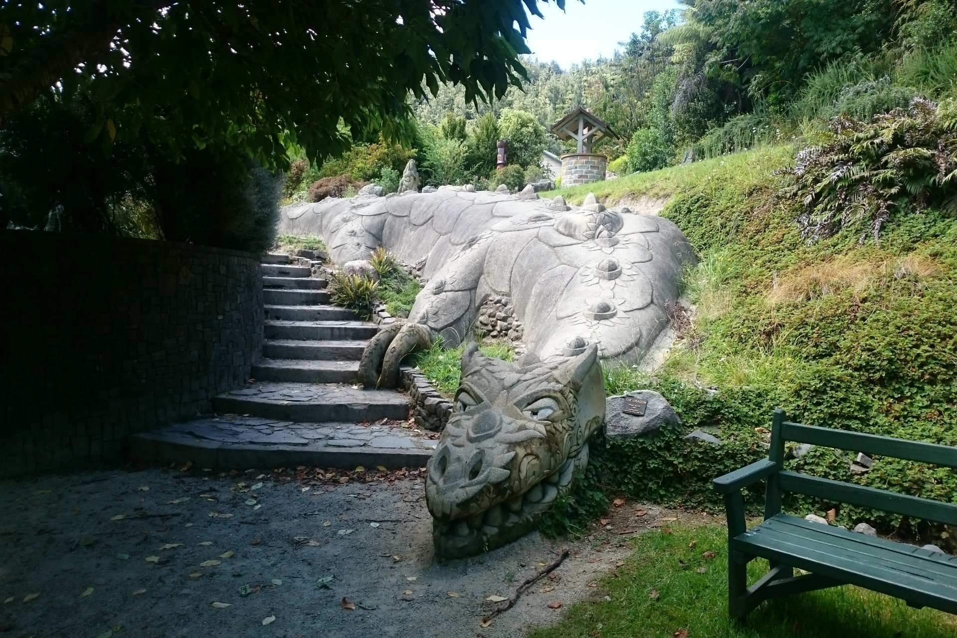 Te Puna Quarry Park Gardens and Walk