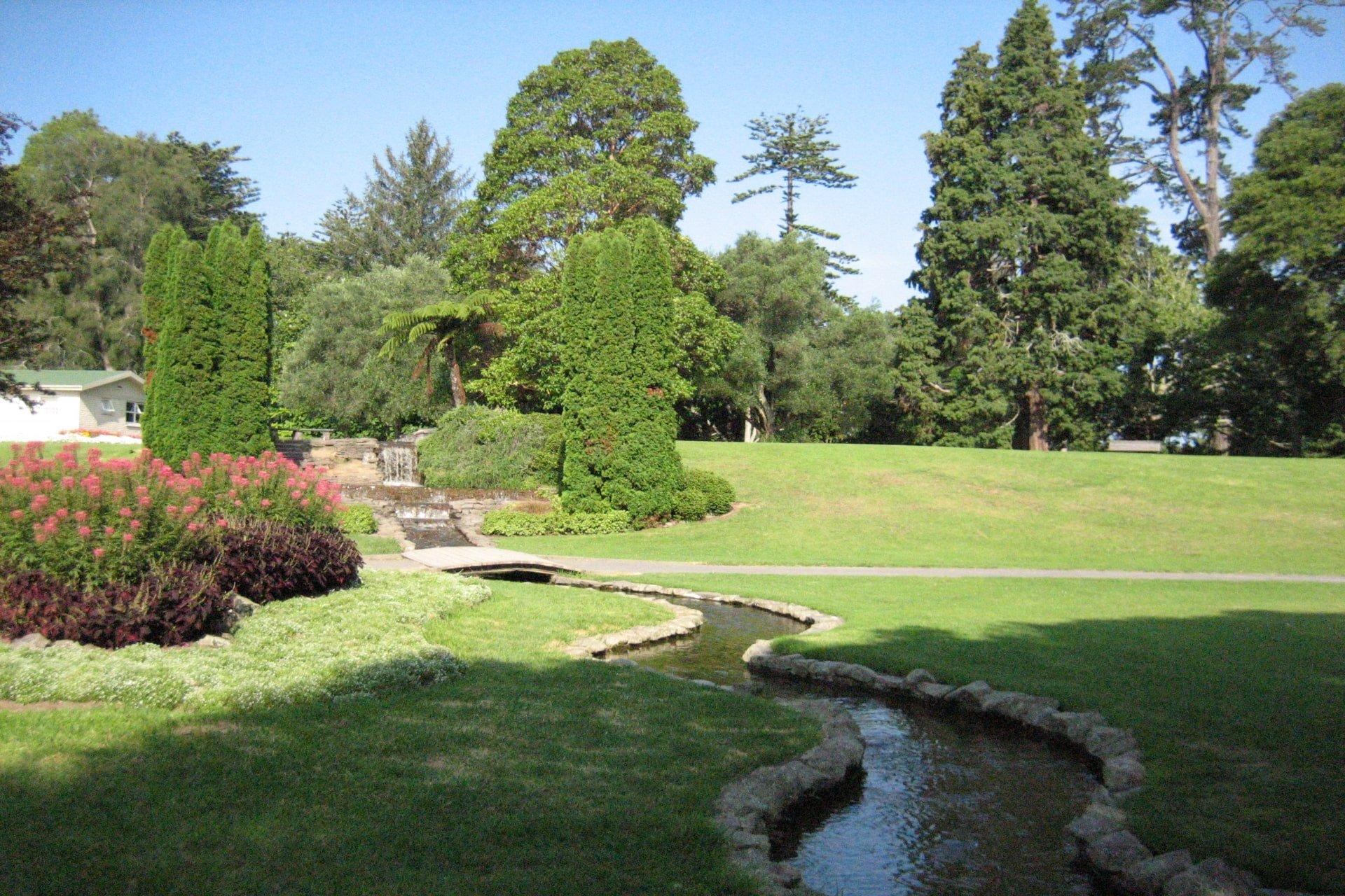 Yatton Park in Tauranga