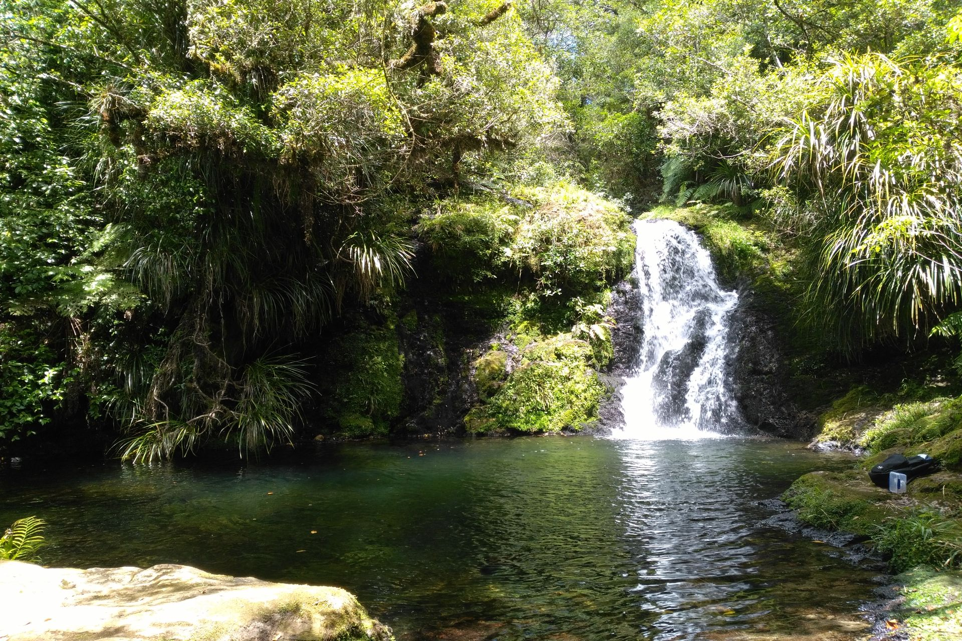 Whataroa Water Fall