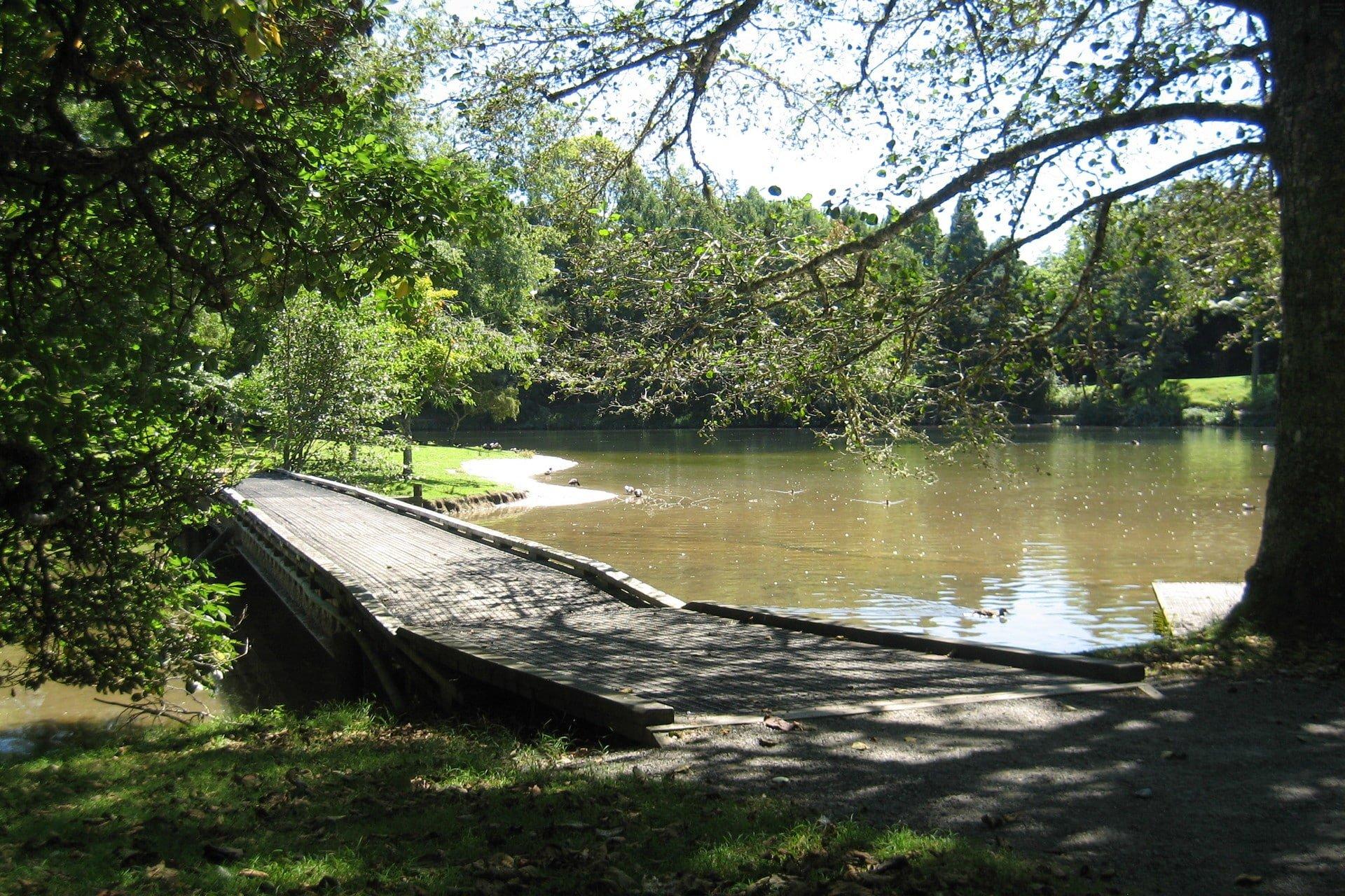 Bridge-McLaren-Falls