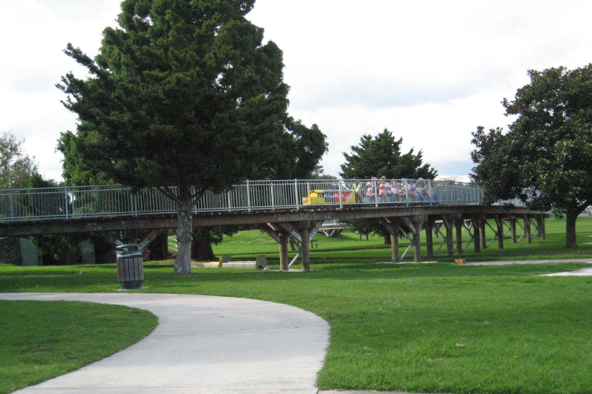 memorial-park-train