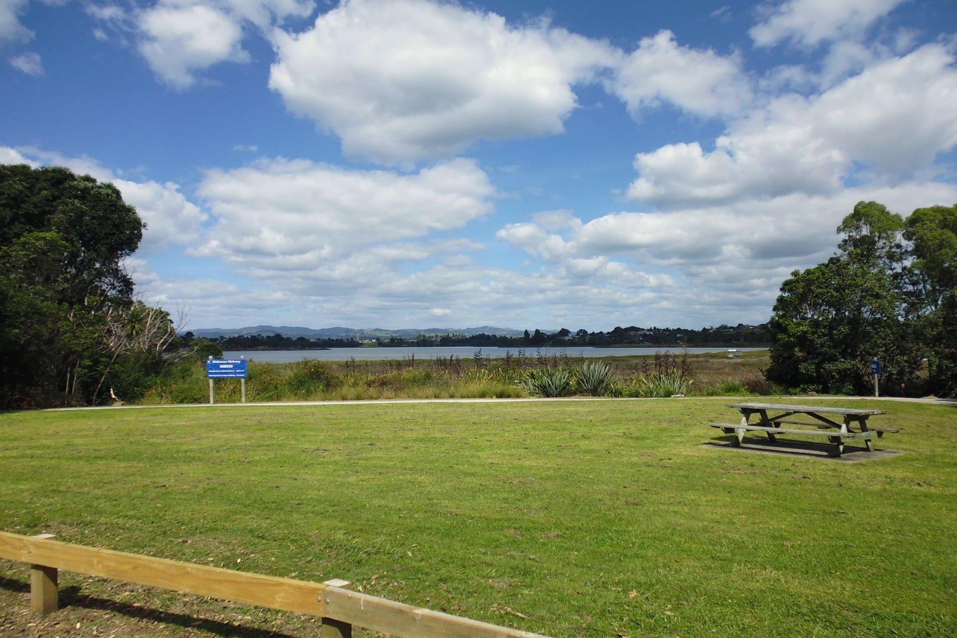 Seating-Waikareao-Estuary-Track